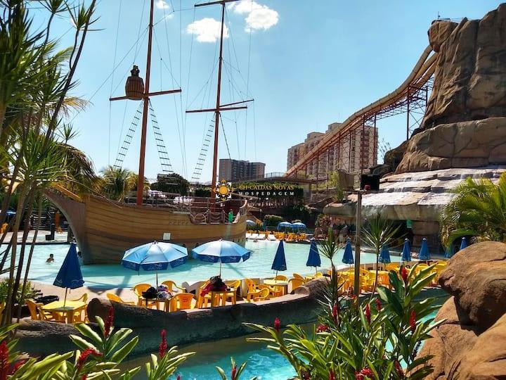 diRoma Piazza Hotel  acesso ao Acqua Park/Splash