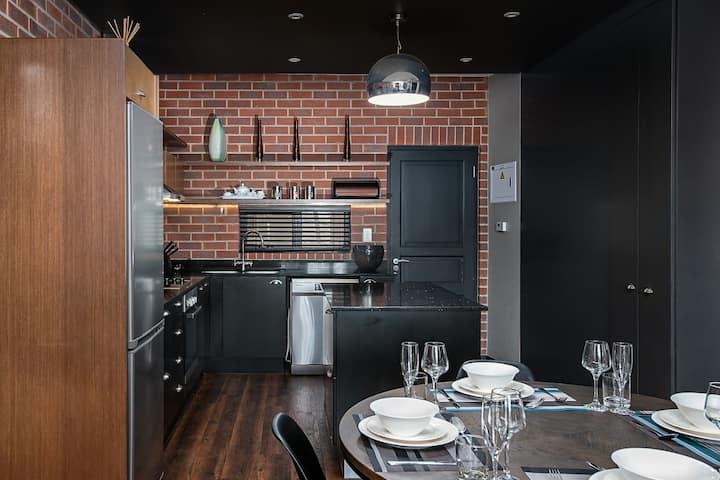 The Vantage 210 - Two Bedroom Apartment Rosebank