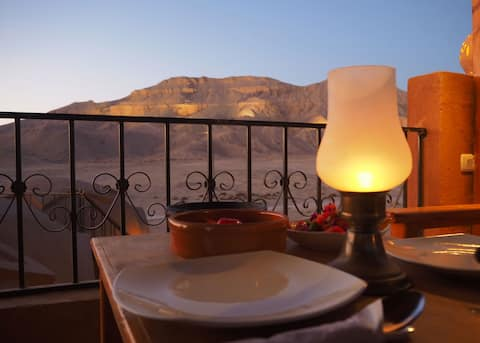 Desert View - close to temples - meals + tours