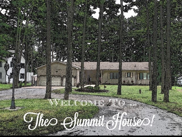 The Summit House Bed and Breakfast