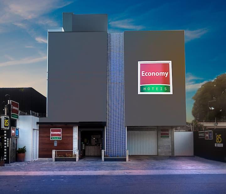 Economy Apart - Hotel econômico em Ponta Negra