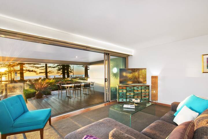 Beachfront Haven in the heart of Manly