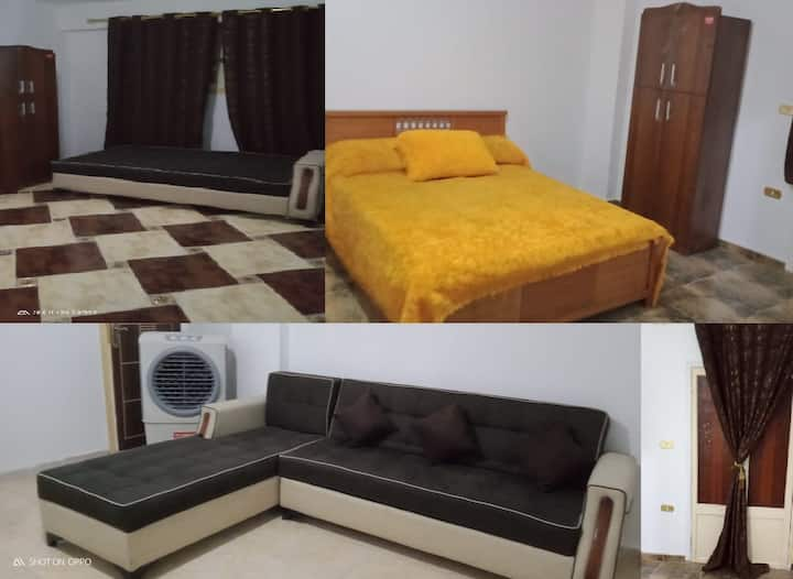 ★lovely 2 bed room appartment in Cairo + balcony★