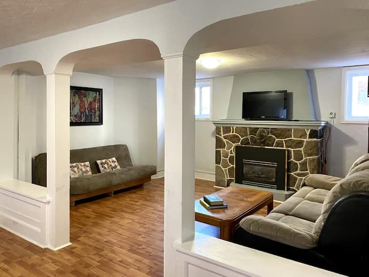 Two bedroom apartment in Old North London Ontario