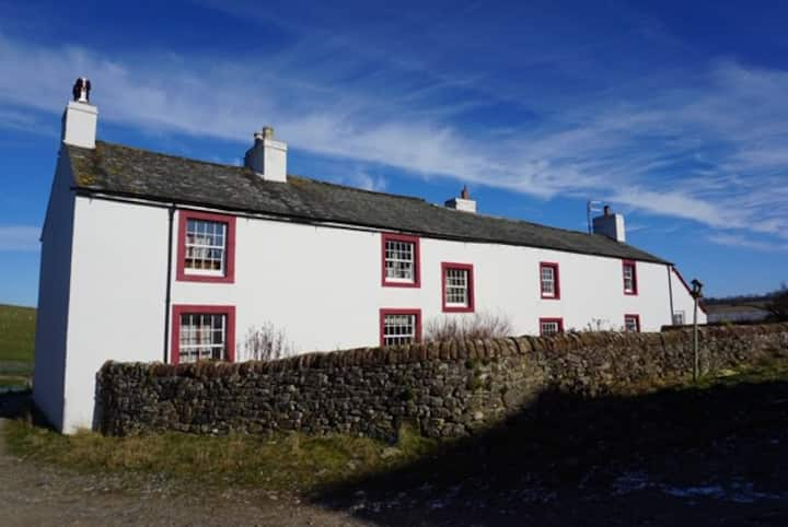 Traditional Lake District Farmhouse