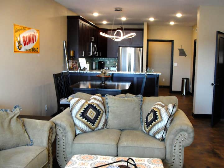 Luxury Loft in Downtown Joplin MO