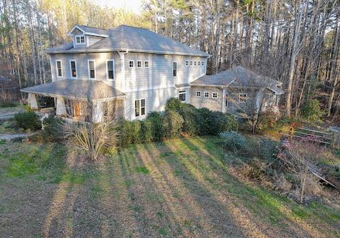 Gorgeous Retreat - Close to Chapel Hill/Carrboro