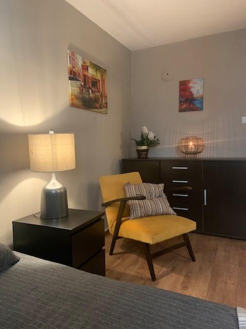 Apartament confortabil și modern în inima orașului