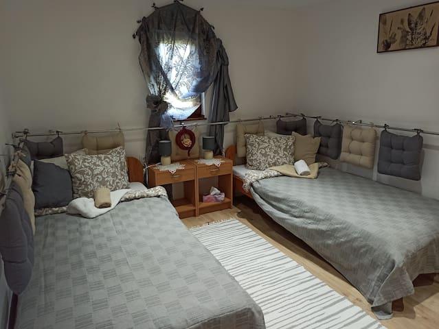 2 fős szoba