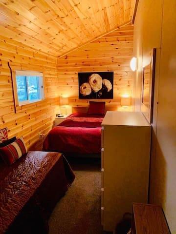 Bedroom 1 of 4 - double & single