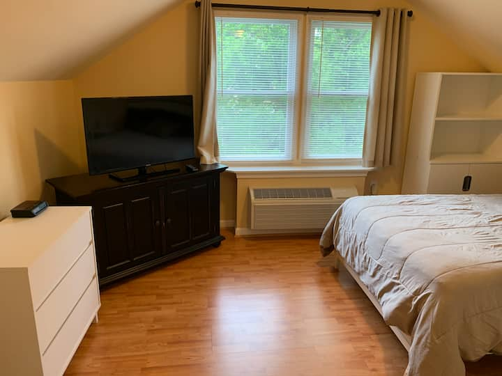 Entire Suite + Washer/Dryer/Kitchen/1G Fios Wifi
