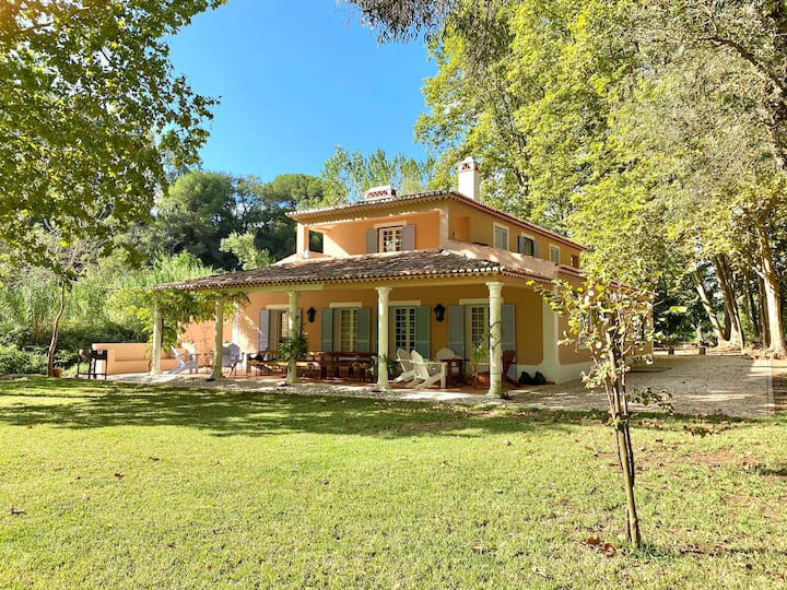 Casa Perestrello - Country Villa Pool Garden & BBQ