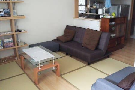 10 minutes on foot from Kagoshima-Chuo Station!
