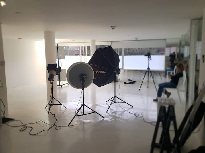 Zona de estudio Fotografico - calle 85