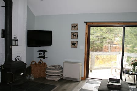 Clean and Comfortable East Burke Mountain Condo