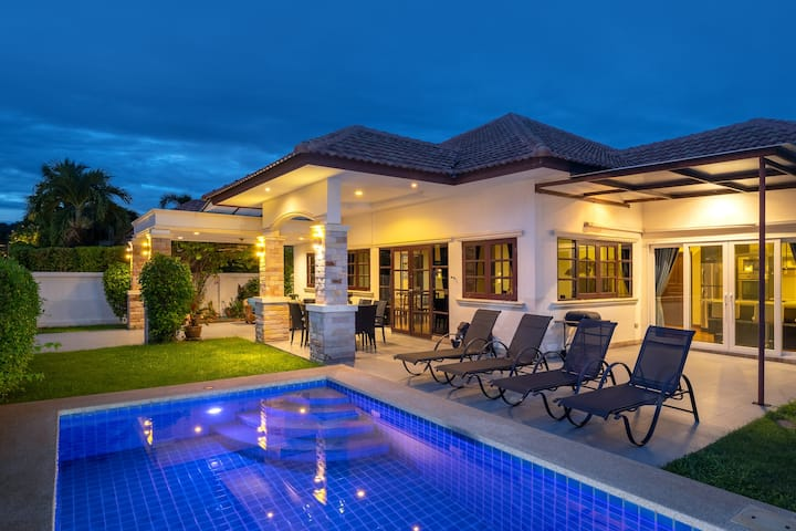 Nice House with privat pool & garden OPV 31