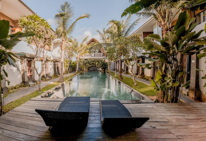 Peaceful Spacious Studio & Kitchen near Seminyak 2