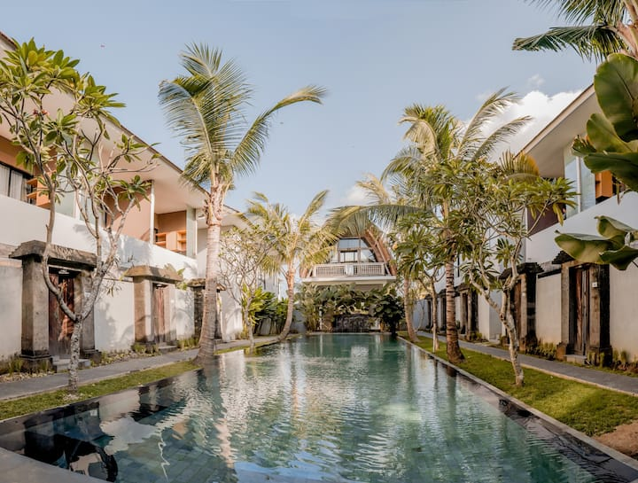 Peaceful Spacious Studio & Kitchen near Seminyak 3