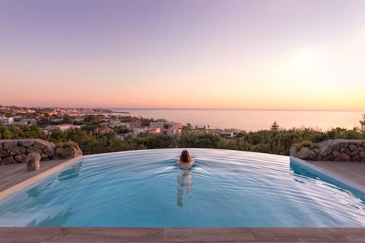 Villa dei lecci - Private infinity  pool villa