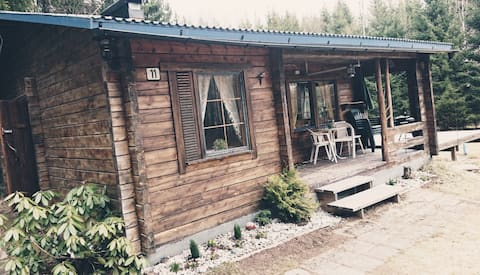 Charming Cabin,Hot Tub and Sauna. Perfect Getaway!
