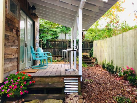 Charming Tiny House by the Biltmore Village
