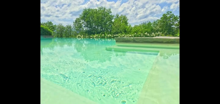 Tuscan Hills - Stone house, garden & pool