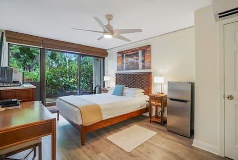 $99 Guest Suite+Private Bath+AC+WiFi+Resort Pass!