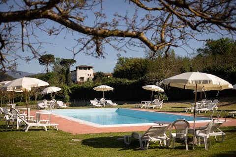 Studio in Tuscany Countryside with Pool & Tennis