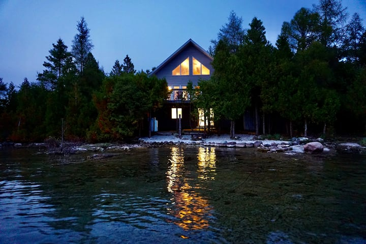 Harmony Haven on Lake Huron