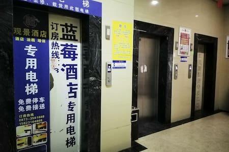 一楼电梯入口
