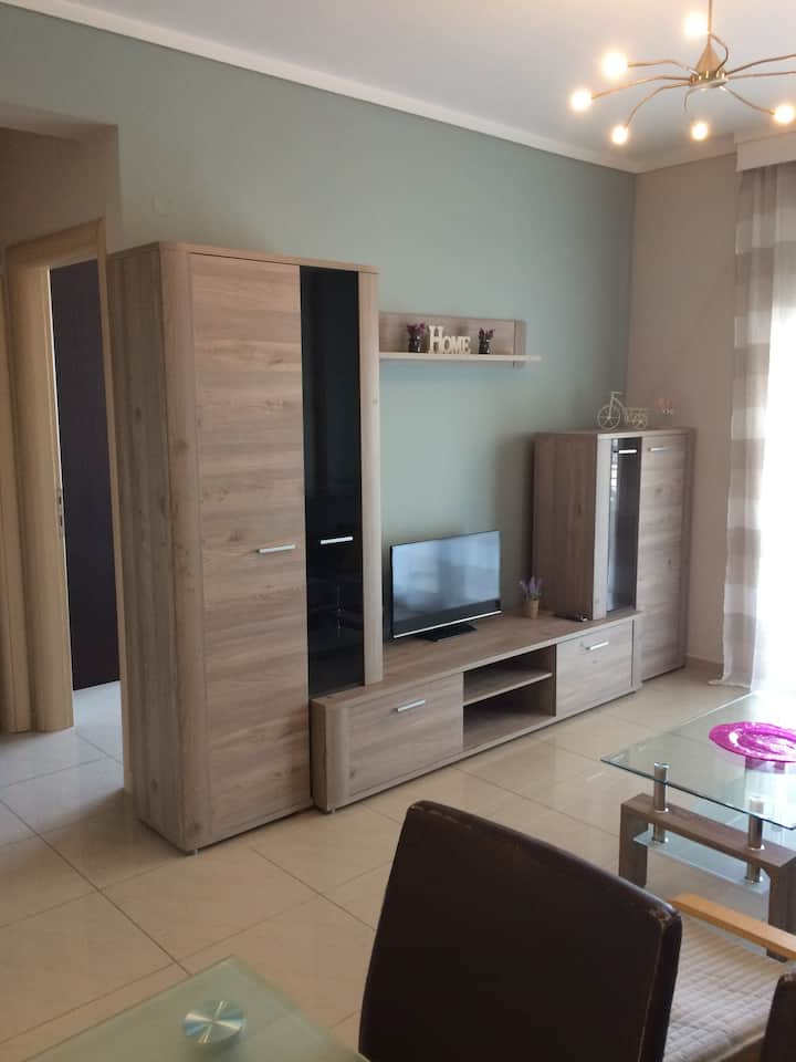 Apartment near the circuit of Serres and centre!!!