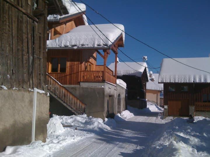 Chalet montagne Savoie  Domaine Skiable Valmorel