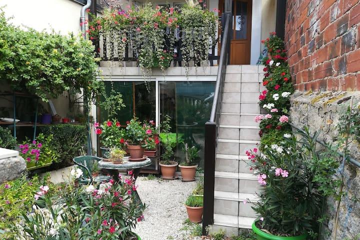Appartement terrasse toute commodité centre ville