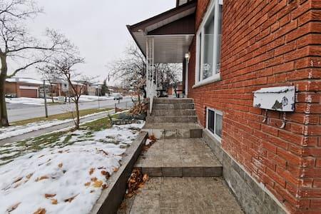 Main Entrance Walkway
