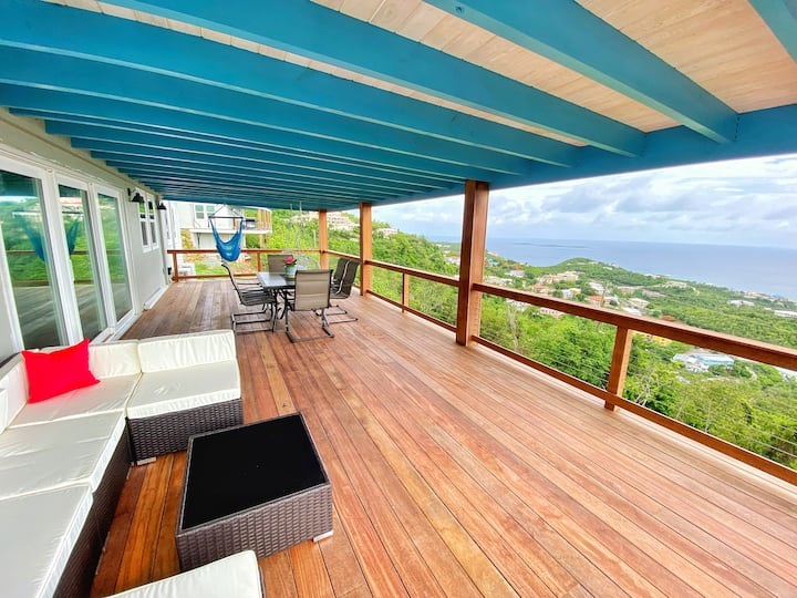 Brand New! - 3 Bed/3 Bath with Amazing View & Deck