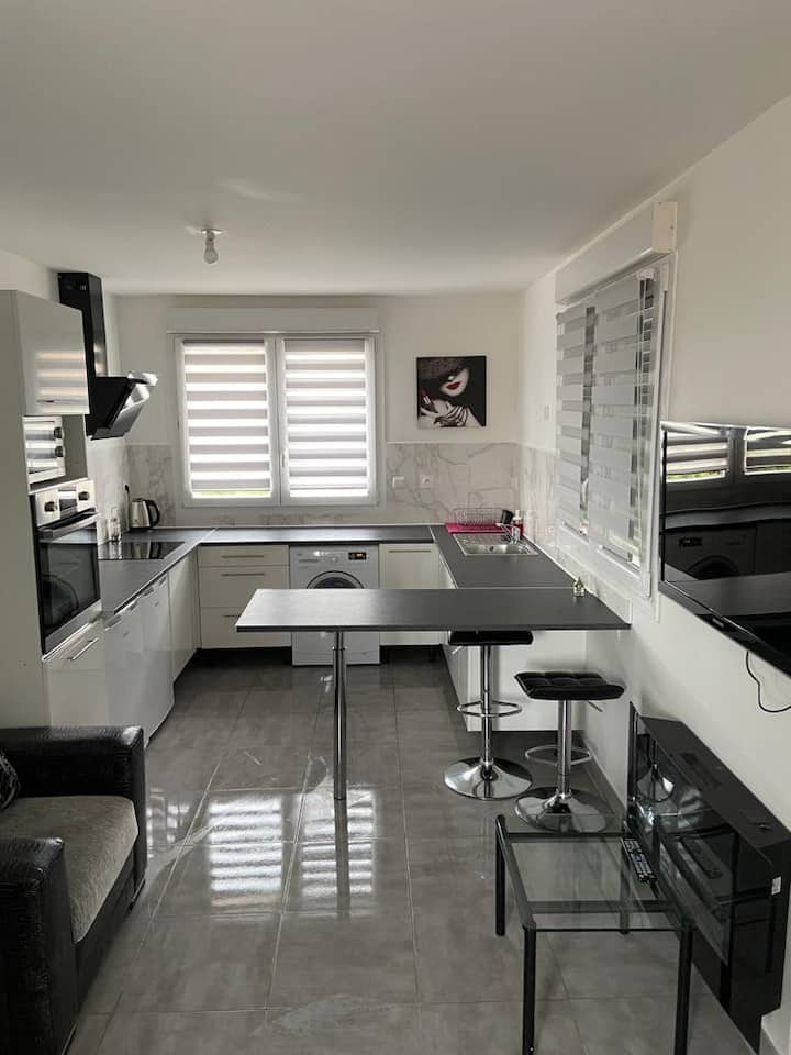 Appartement tout confort