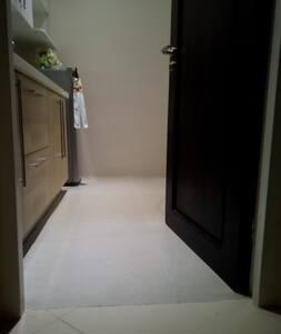 Entrance main door from elevator door