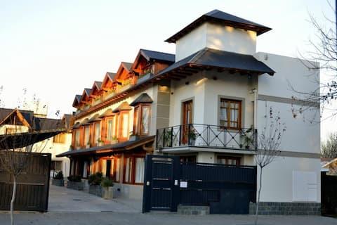 Трехкомнатная квартира в Тунуяне, долина Уко