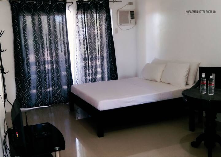 HOTEL ROOM 10(COUPLE ROOM) - NORSEMAN BEACH RESORT
