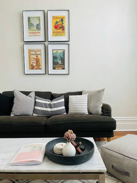 Charm & Character in the Heart of Launceston-Apt 2