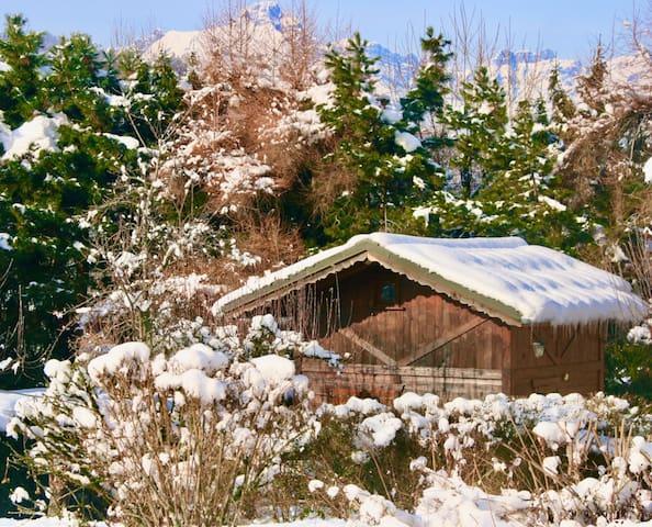 Gorgeous savoyarde mountain hideaway