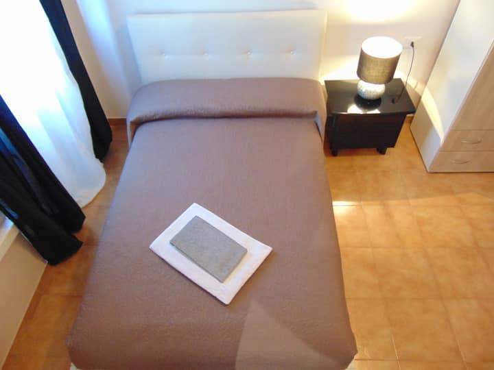 Private single internal bath M. A FURIO CAMILLO