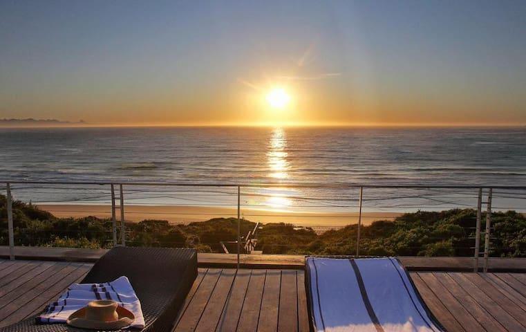 Luxury Beachy Head Villa with Private Beach Access