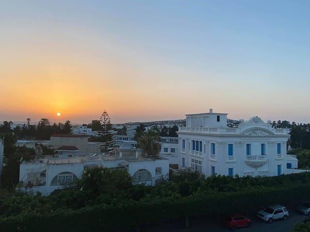 Luxueux Duplex avec Rooftop et une vue Imprenable