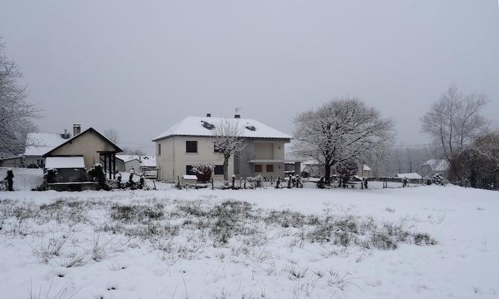 Maison avec vue Logement entier à Montgaillard