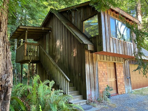 Rajasthani Loft in the Redwoods