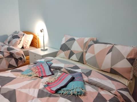 Near Bardo museum- apartment with natural light