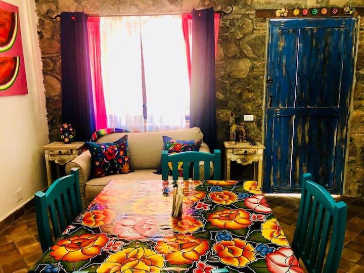 New 1 Bdrm Villa Near Beach Pta Azul Casa De Frida