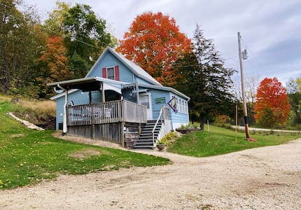 Total Relaxation on Trout Stream & 24 Acres!