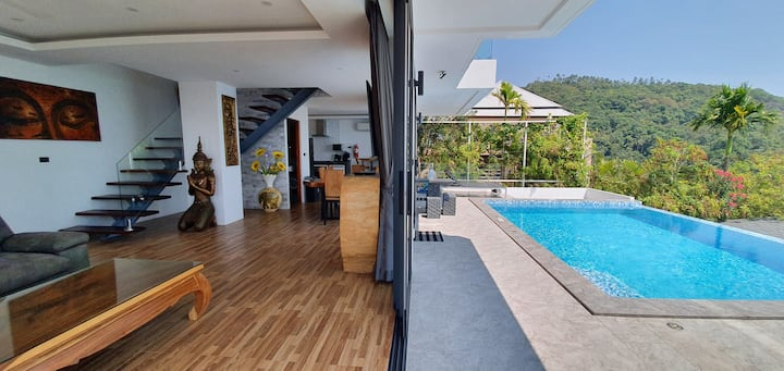Reef View Villa - 300 meters to the beach